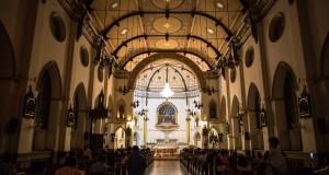 โบสถ์กาลหว่าร์-ภายใน
