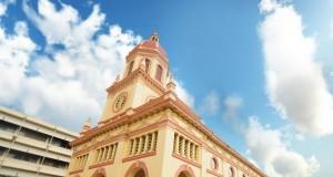 โบสถ์ซานตาครูซ-สวยงาม