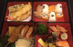 Fuji Japanese Restaurant.