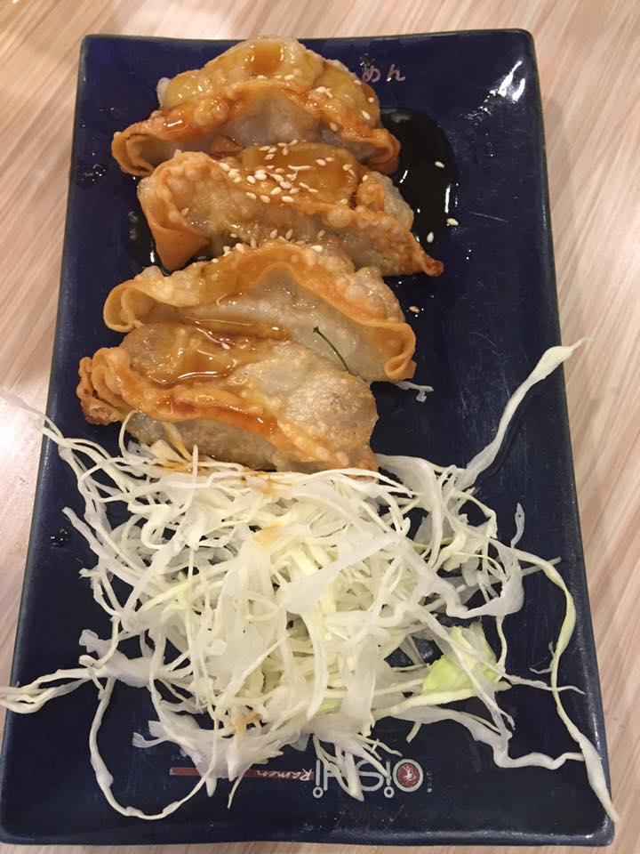 Oishi ramen@ Robinson