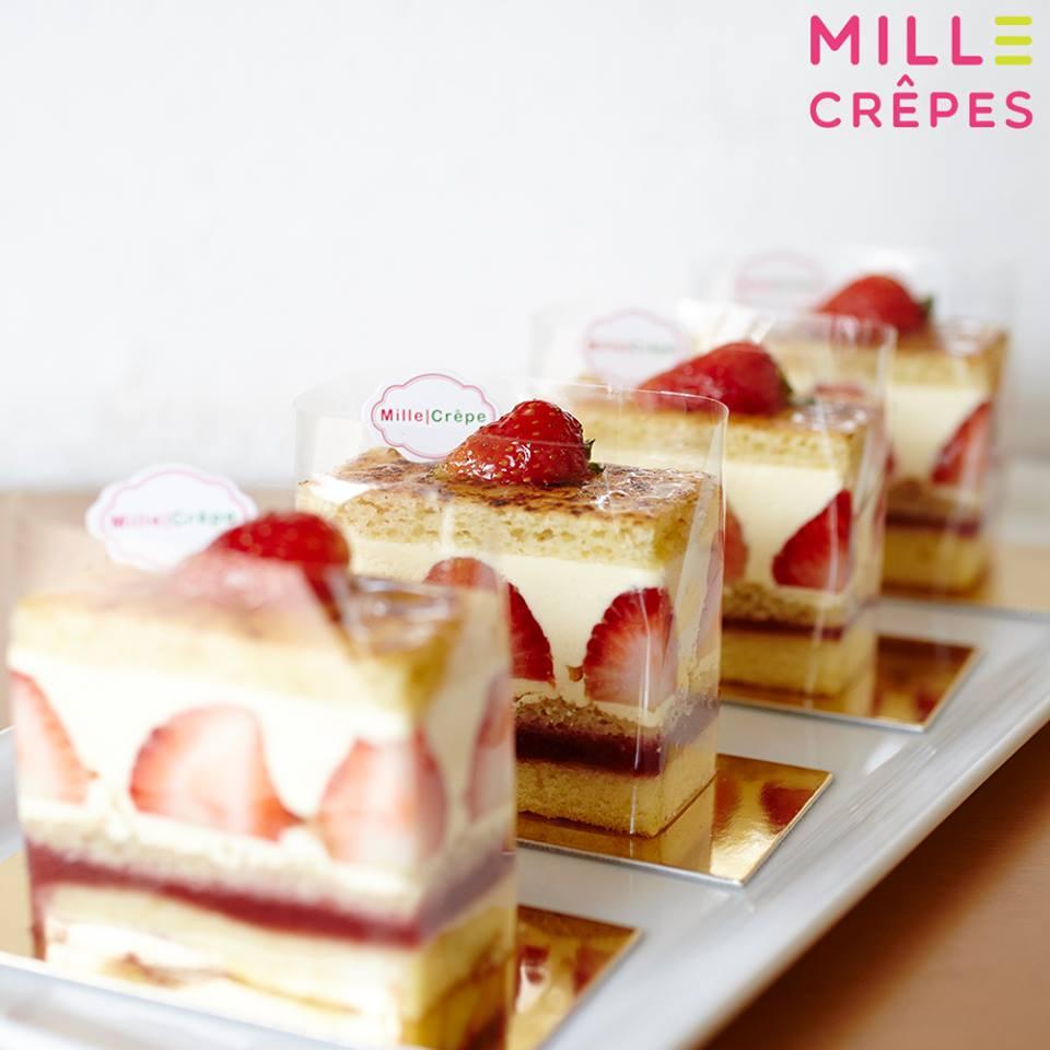 มิลล์เครป -ความอร่อย
