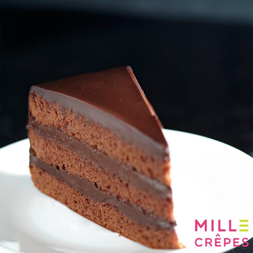 มิลล์เครป -ช็อกโกเเลต
