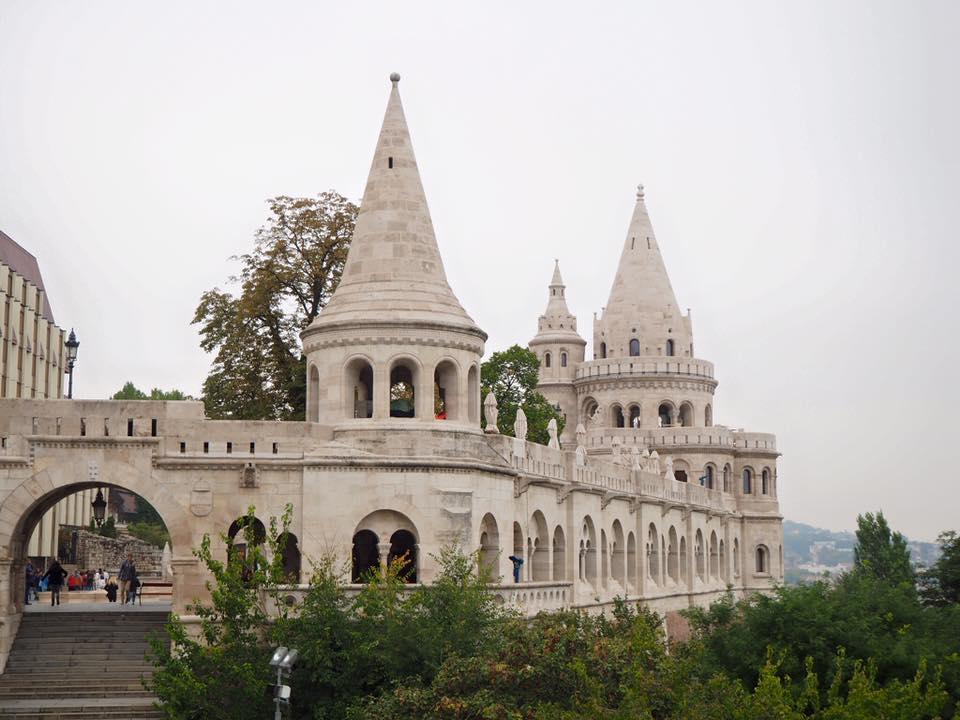 สถานที่ท่องเที่ยว Budapest (1)