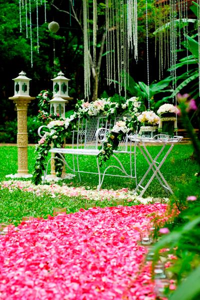 สวนทิพย์ บ้านเจ้าพระยา-สวนสวย