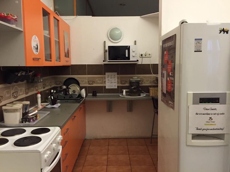 ห้องครัว บูดาเปสต์