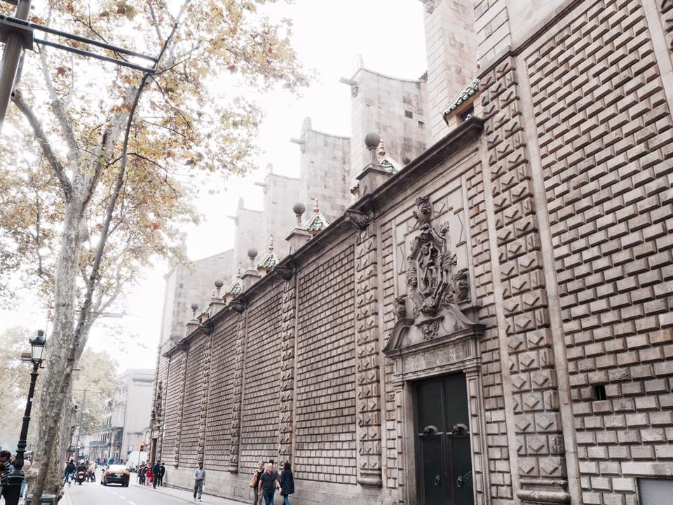 เที่ยว Barcelona, Spain