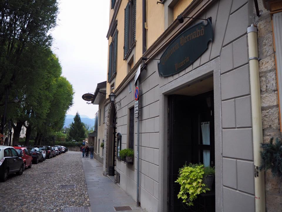 เที่ยว Bergamo Italy