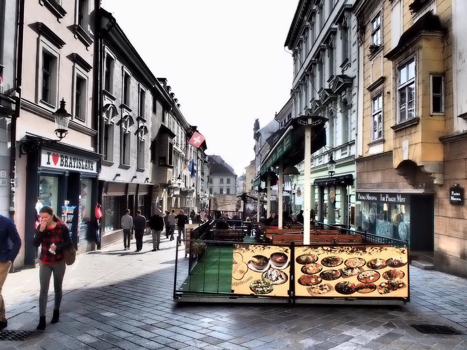 เที่ยว Bratislava, Salovagia (1)