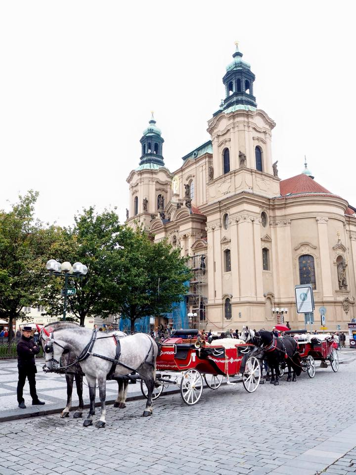 เที่ยว Prague ด้วยตัวเอง