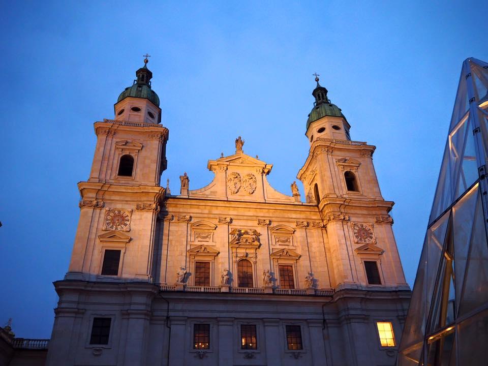 เที่ยว Salzburg Austria