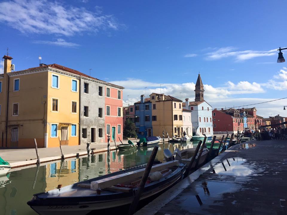 เที่ยว Venice Italy