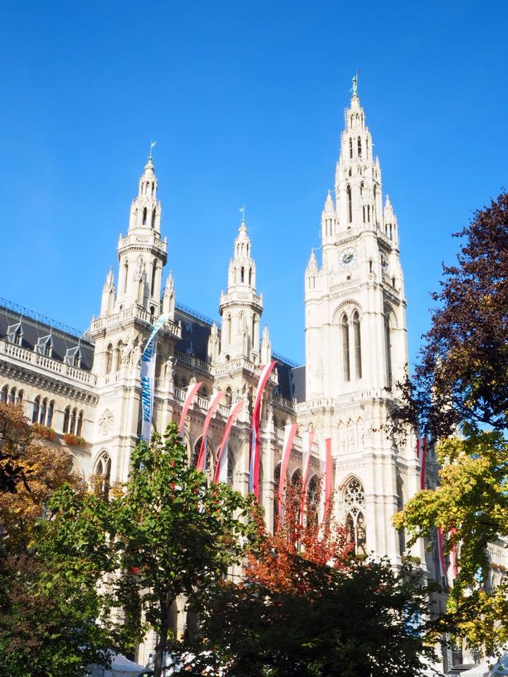 เที่ยว Vienna, Austria