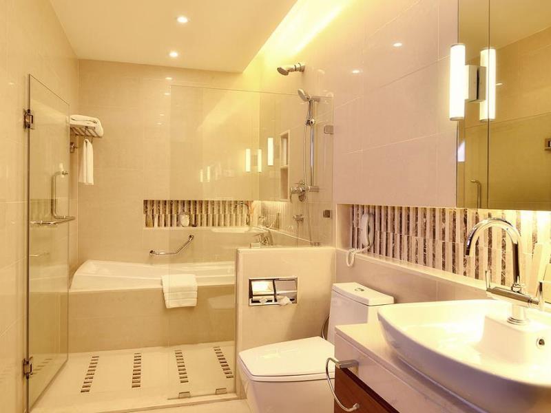 เอตัส เรสซิเดนซ์ -ห้องน้ำ