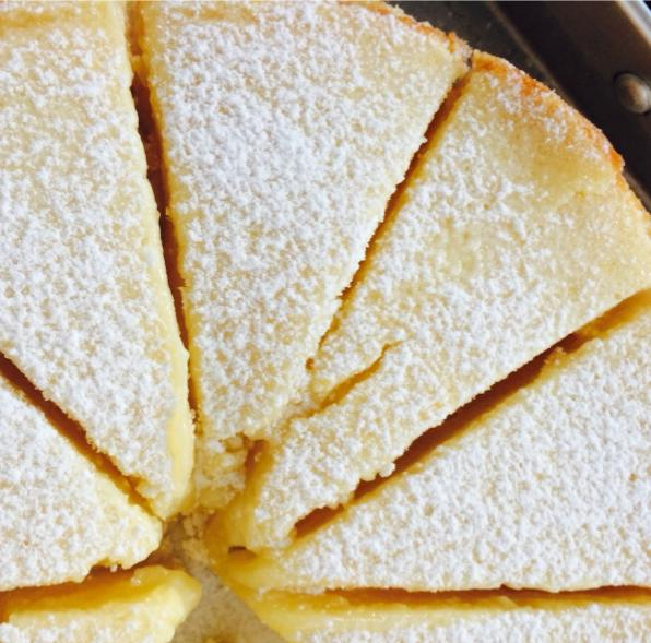 เอนี่คาเฟ่ -lemon tart
