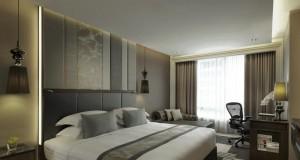 แลนด์มาร์คกรุงเทพ -ห้องพักสวยงาม