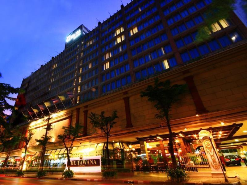 โรงแรมตวันนา-ด้านหน้า