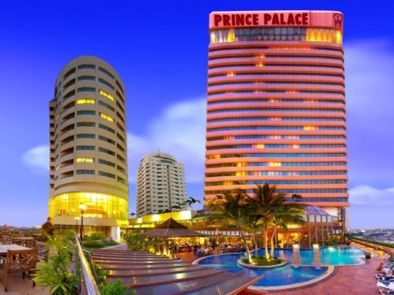 โรงแรมปริ๊นซ์ พาเลซ-ภายนอก