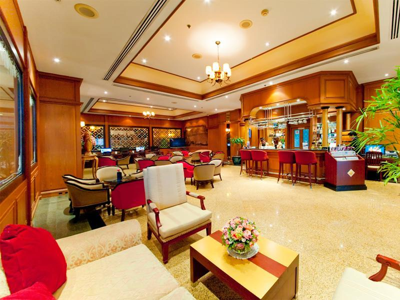 โรงแรมปริ๊นซ์ พาเลซ-ล็อบบี้