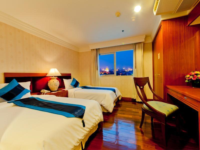 โรงแรมปริ๊นซ์ พาเลซ-ห้องพัก