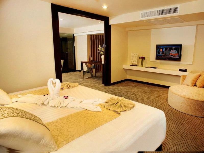 โรงแรมฟูรามา สีลม กรุงเทพ-น่านอน