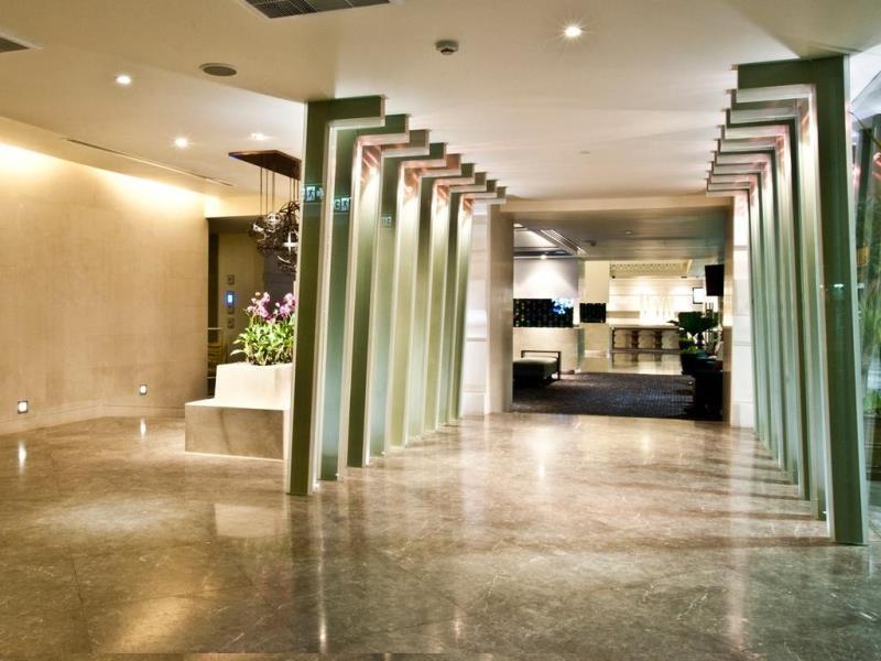โรงแรมฟูรามา สีลม กรุงเทพ-ล็อบบี้