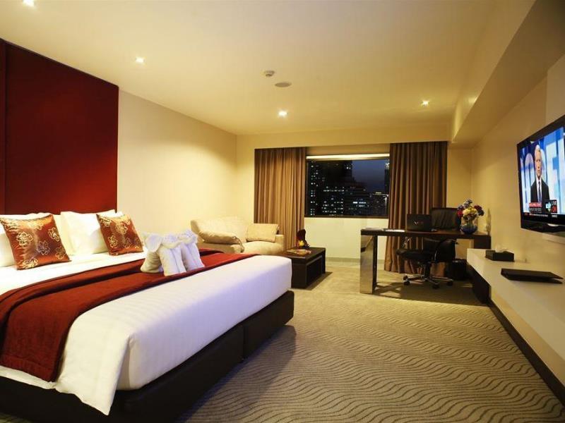 โรงแรมฟูรามา สีลม กรุงเทพ-ห้องพัก