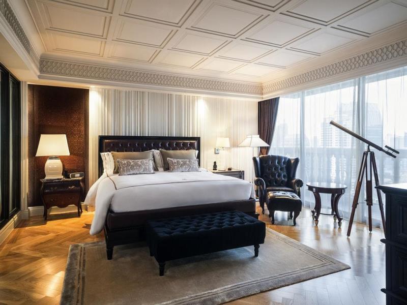 โรงแรมมิวส์ กรุงเทพ-ห้องพักสวยงาม