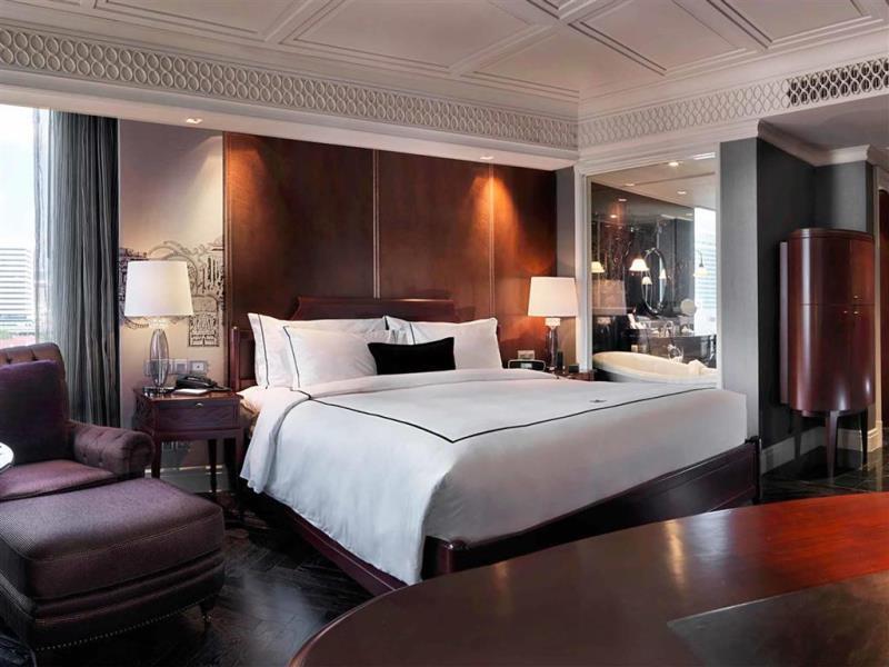 โรงแรมมิวส์ กรุงเทพ-ห้องพัก