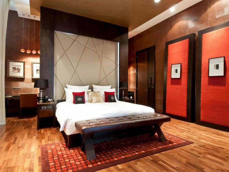 โรงแรมวี กรุงเทพ-ห้องพัก