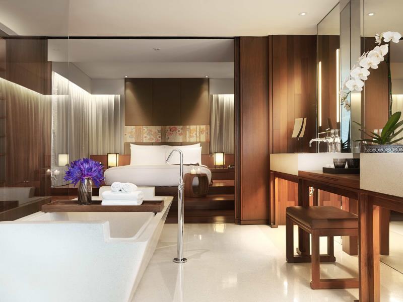 โรงแรมหรรษา กรุงเทพ-บรรยากาศในห้องพัก