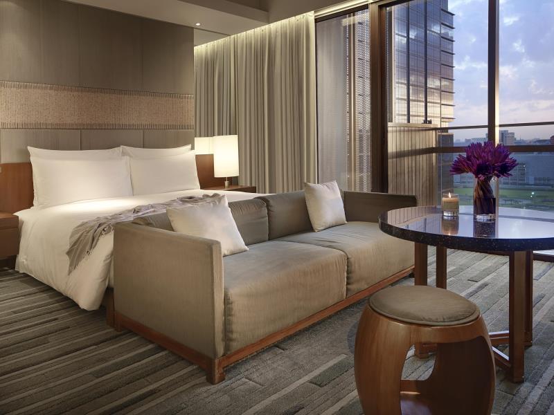 โรงแรมหรรษา กรุงเทพ-ห้องพักหรูหรา