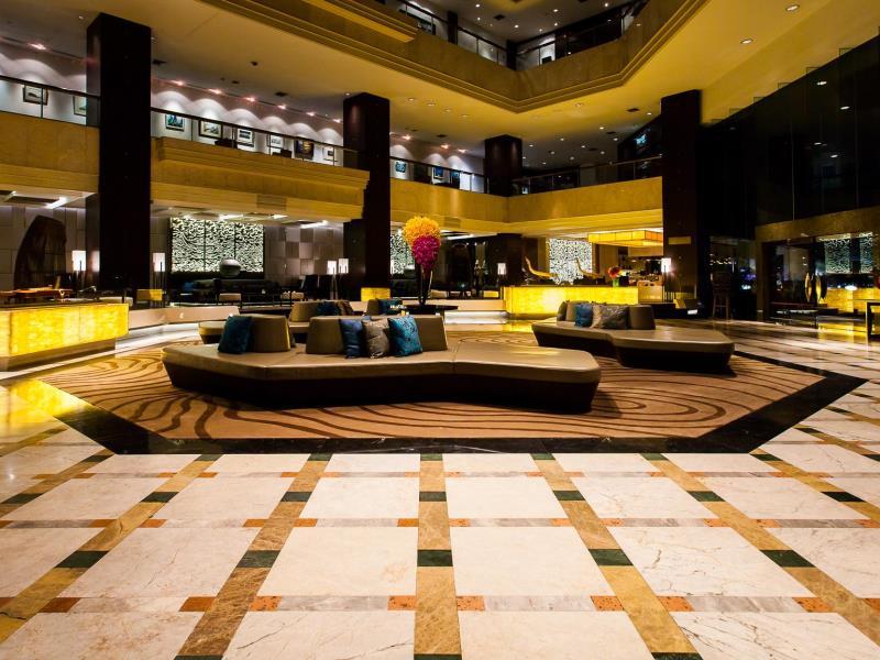 โรงแรมอมารี วอเตอร์เกท-ล็อบบี้