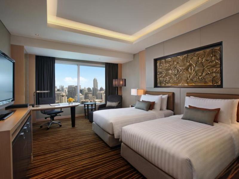 โรงแรมอมารี วอเตอร์เกท-สวยงาม