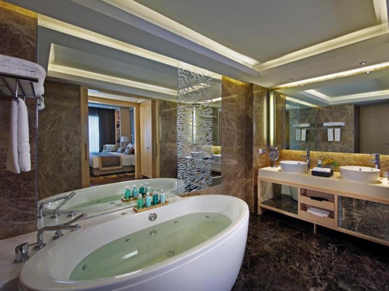 โรงแรมอมารี วอเตอร์เกท-ห้องน้ำในห้องพัก
