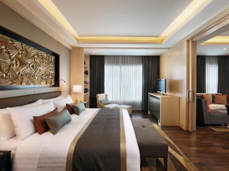 โรงแรมอมารี วอเตอร์เกท-ห้องพัก
