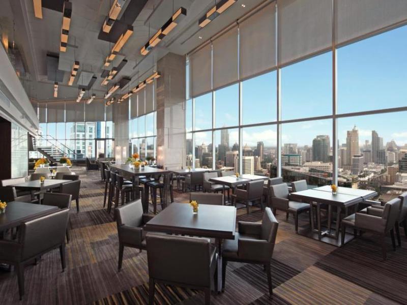 โรงแรมอมารี วอเตอร์เกท-ห้องอาหาร