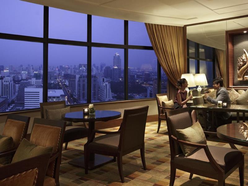 โรงแรมอินเตอร์คอนติเนนตัล กรุงเทพ-ห้องอาหาร