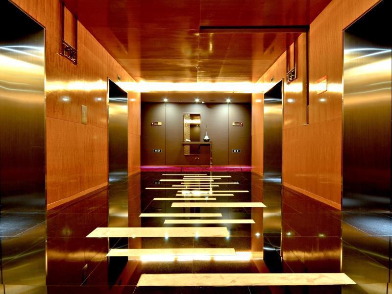 โรงแรมเรอแนสซองซ์-บรรยากาศภายใน