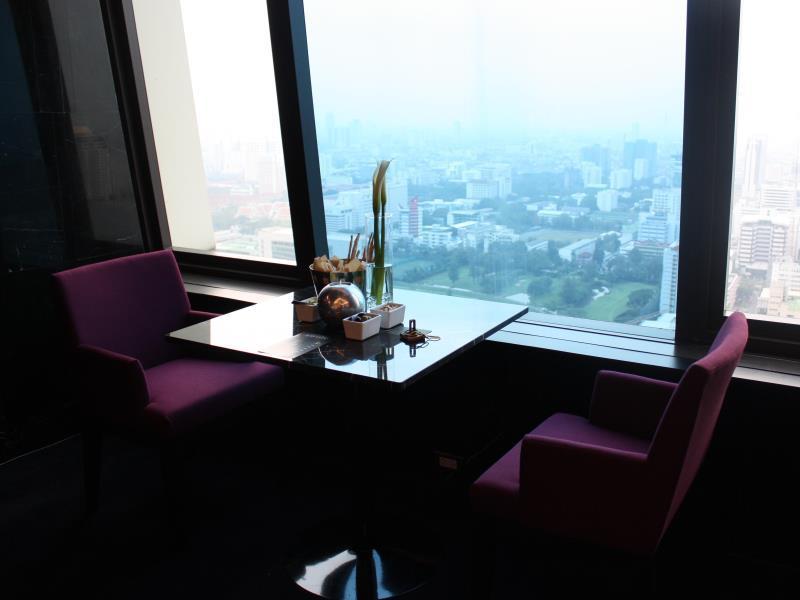 โรงแรมเรอแนสซองซ์-ห้องอาหาร