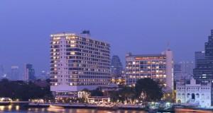 โรงแรมแมนดาริน โอเรียนเต็ล-วิวริมน้ำ