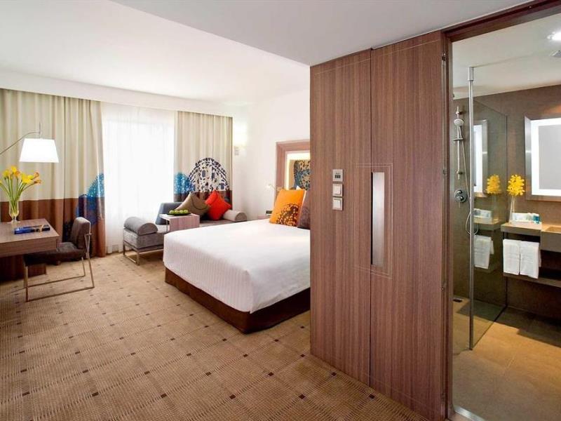 โรงแรมโนโวเทล กรุงเทพ สยามสแควร์-บรรยากาศในห้องพัก