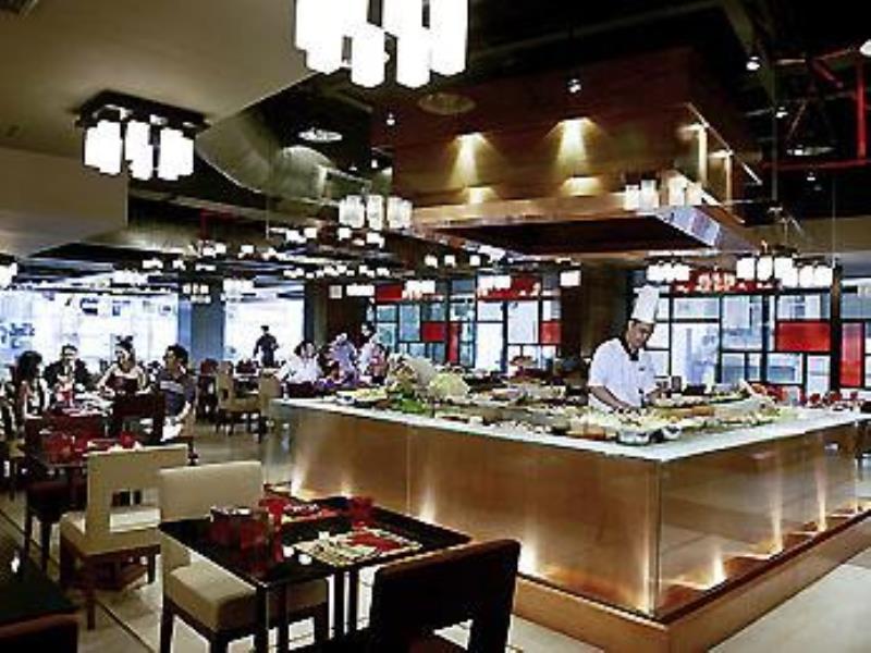 โรงแรมโนโวเทล กรุงเทพ สยามสแควร์-ห้องอาหาร