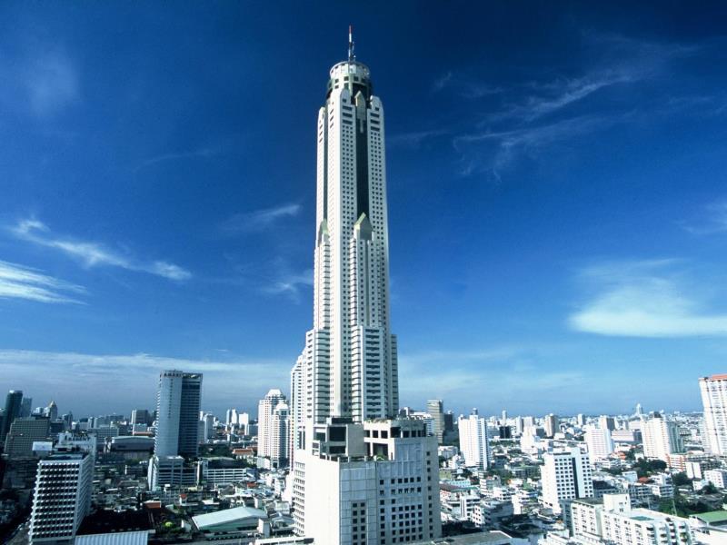 โรงแรมใบหยกสกาย-โรงเเรมที่สูงที่สุดในประเทศ