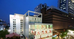 ไอ เรสซิเดนซ์ สีลม-ตัวอาคาร