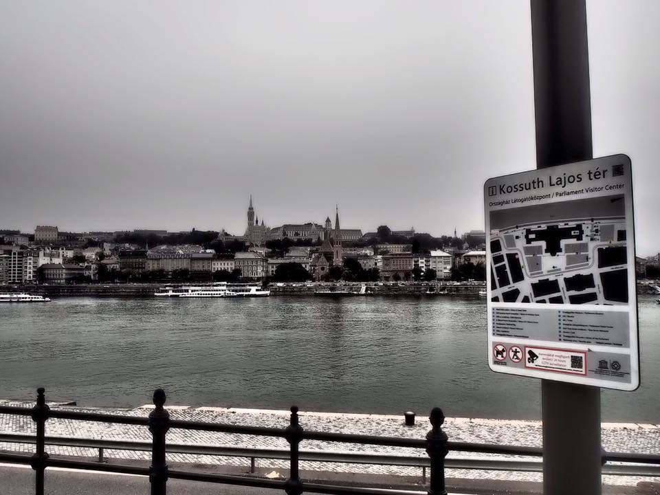 Travel one day in Budapest (1)