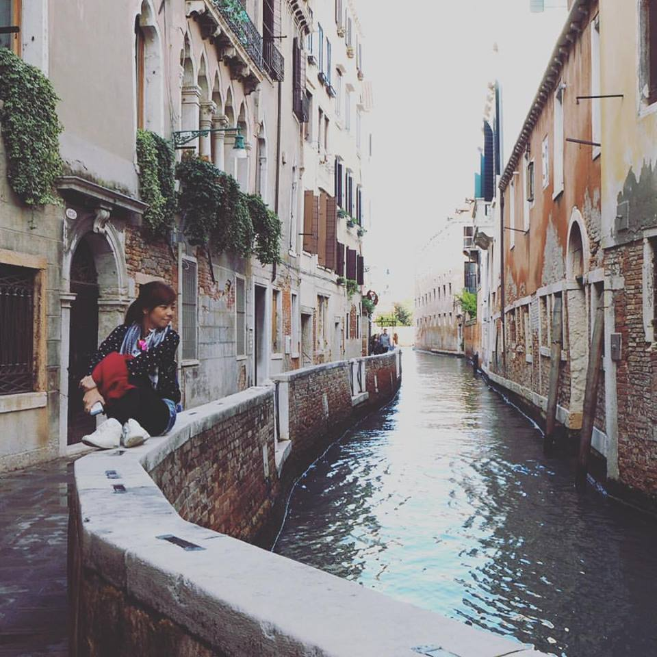 Venice I do love u