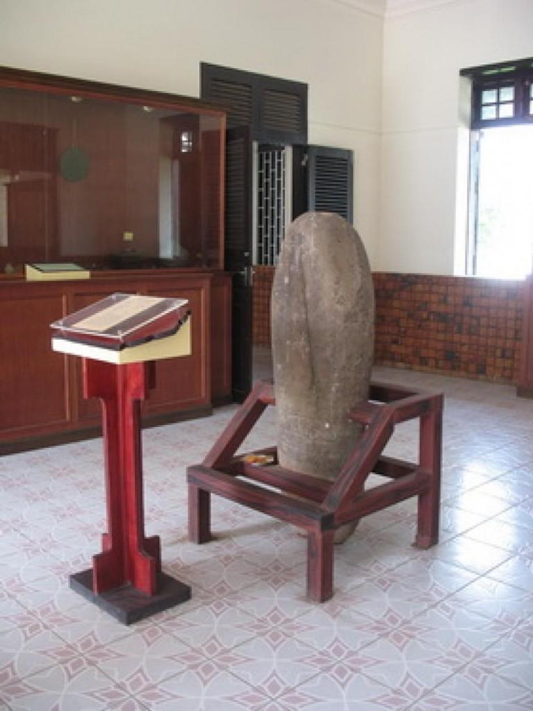 พิพิธภัณฑ์จังหวัดหนองคาย-โบราณวัตถุ