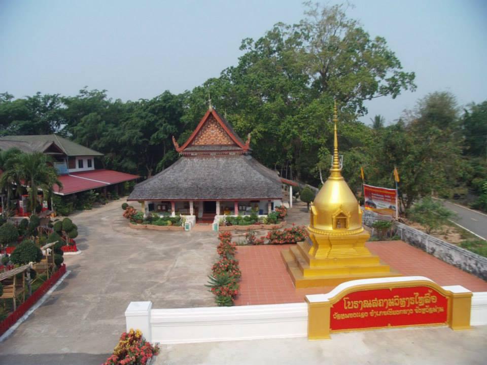 วัดหนองแดง -วิหารไทยลื้อ