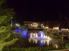 สวนอาหาร บ่อปลาวีเอส-สวยงาม