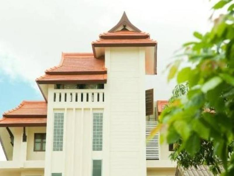 สวรรค์บุรี บูทิค โฮเต็ล-อาคาร